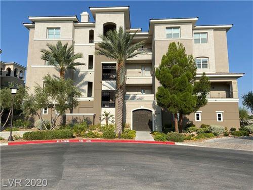 Photo of 9224 Tesoras Drive #401, Las Vegas, NV 89144 (MLS # 2236298)