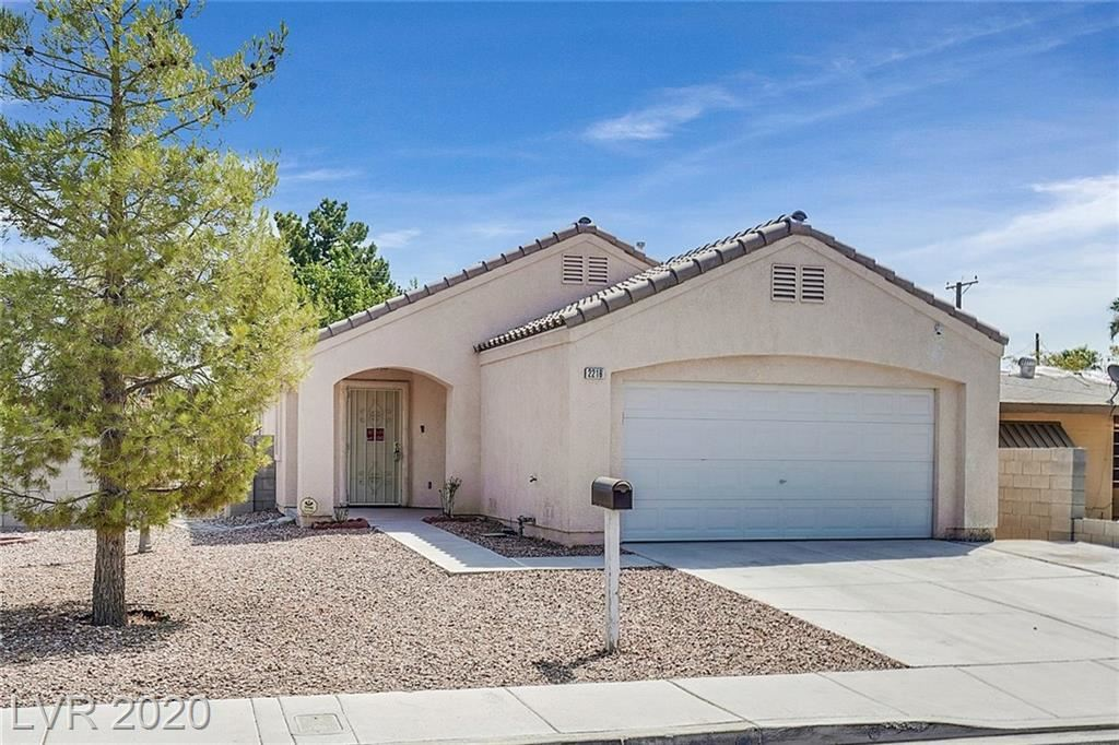 Photo of 2216 Carroll Street, North Las Vegas, NV 89030 (MLS # 2225298)