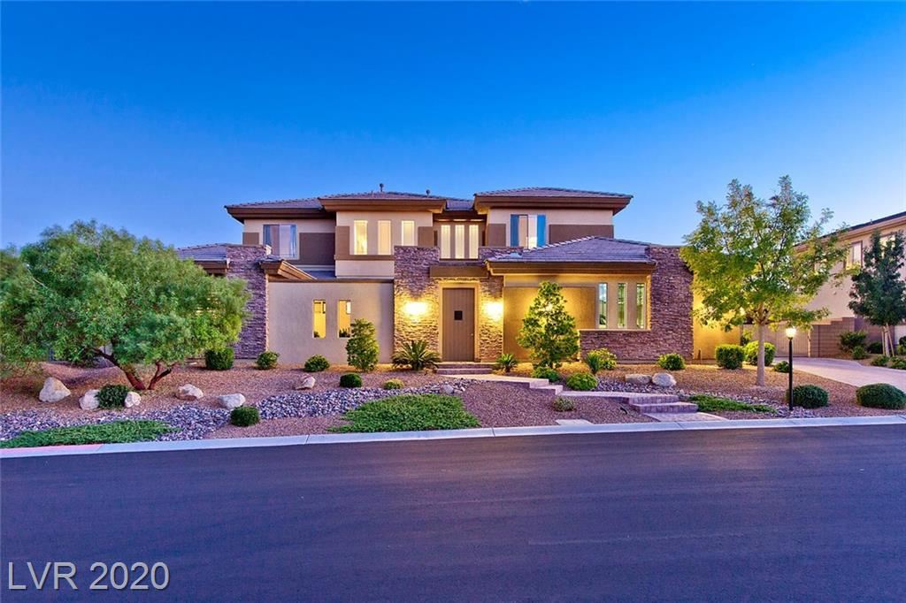 Photo of 9879 CATHEDRAL PINES Avenue, Las Vegas, NV 89149 (MLS # 2186299)
