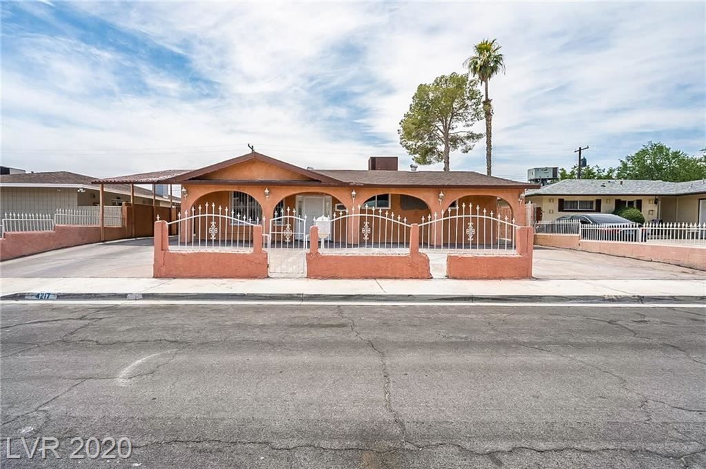 Photo of 4217 El Conlon Avenue, Las Vegas, NV 89102 (MLS # 2207300)