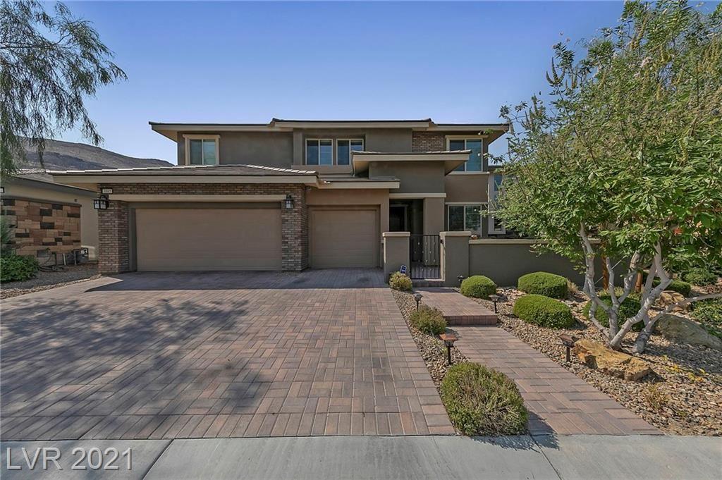 Photo of 5865 Heavenly Midst Lane, Las Vegas, NV 89135 (MLS # 2335300)