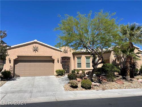 Photo of 10284 SOFFERTO Avenue, Las Vegas, NV 89135 (MLS # 2295301)