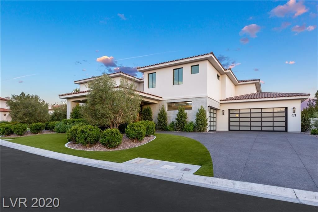 Photo of 51 Quintessa Circle, Las Vegas, NV 89141 (MLS # 2216301)