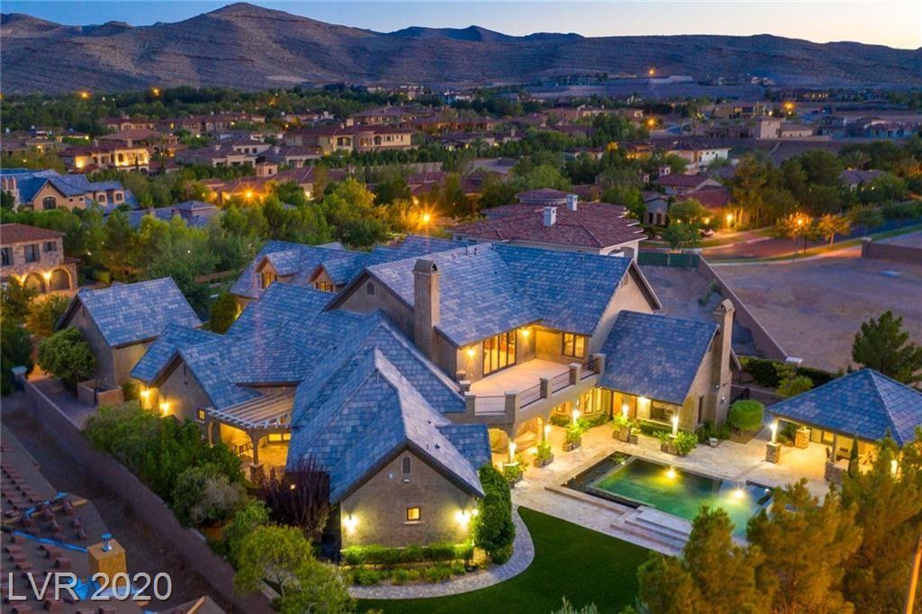 Photo of 30 GREENSIDE Drive, Las Vegas, NV 89141 (MLS # 2230302)