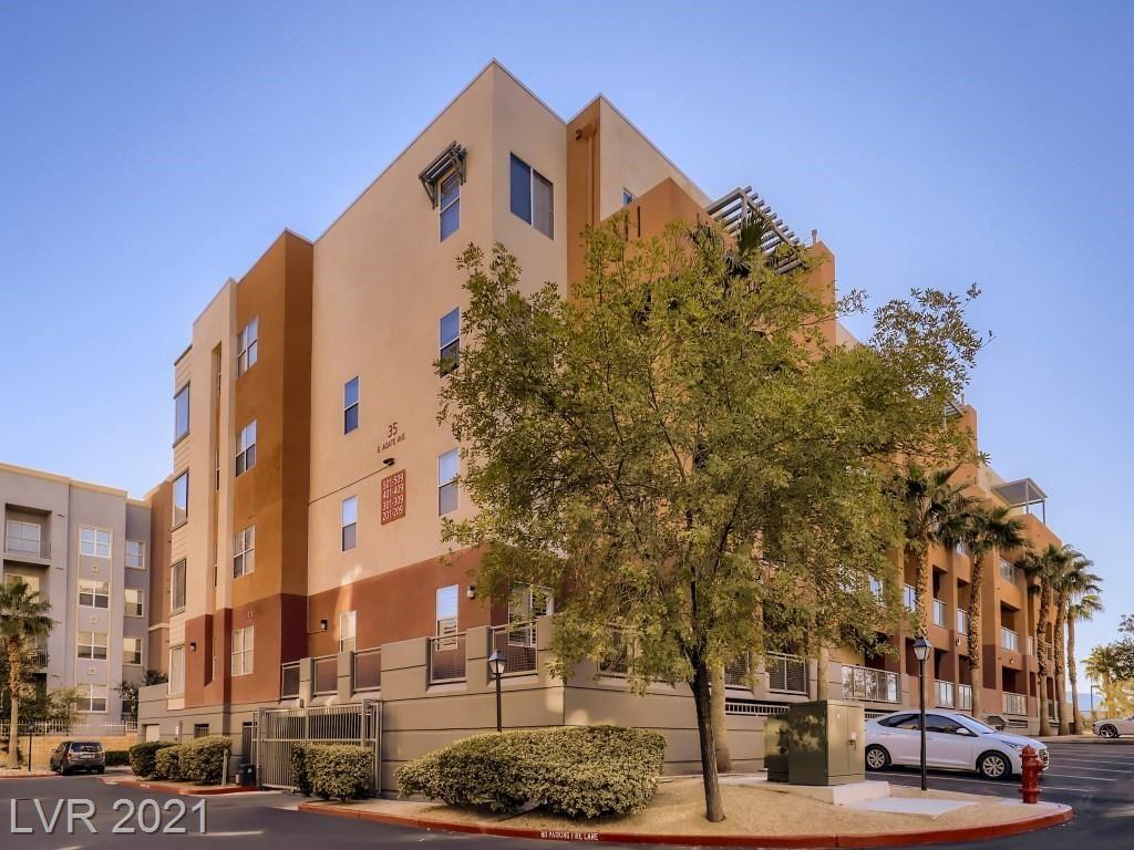 Photo of 35 East Agate Avenue #403, Las Vegas, NV 89123 (MLS # 2344302)