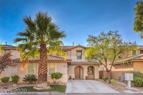 Photo of 10967 Village Crest Lane, Las Vegas, NV 89135 (MLS # 2243304)