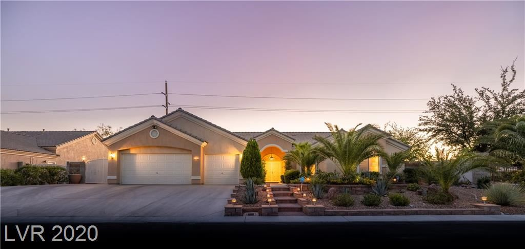 Photo of 5943 Musketeer Lane, Las Vegas, NV 89130 (MLS # 2214304)