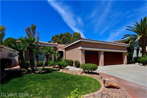 Photo of 2505 BONNIEWOOD Court, Henderson, NV 89074 (MLS # 2136305)