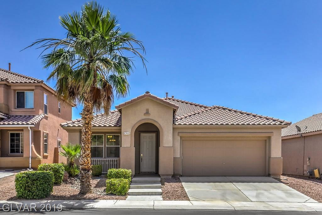 Photo for 6740 SAND SWALLOW Street, North Las Vegas, NV 89084 (MLS # 2109305)