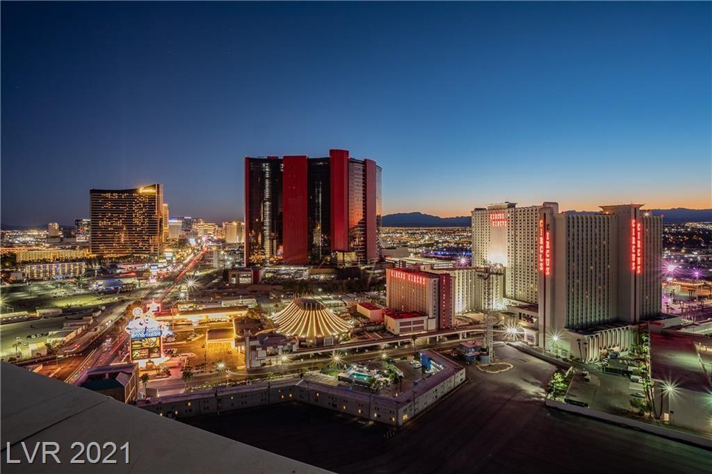 Photo of 2700 Las Vegas Boulevard #2411, Las Vegas, NV 89109 (MLS # 2264305)
