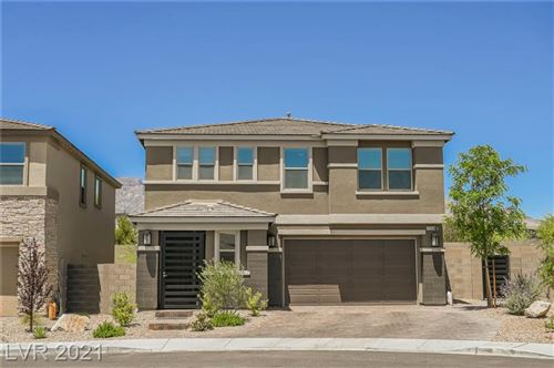 Photo of 12310 Middle Creek Street, Las Vegas, NV 89138 (MLS # 2293306)
