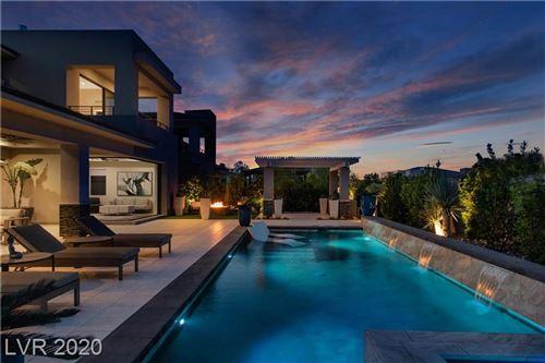 Photo of 4208 Lapis Ridge, Las Vegas, NV 89135 (MLS # 2201307)