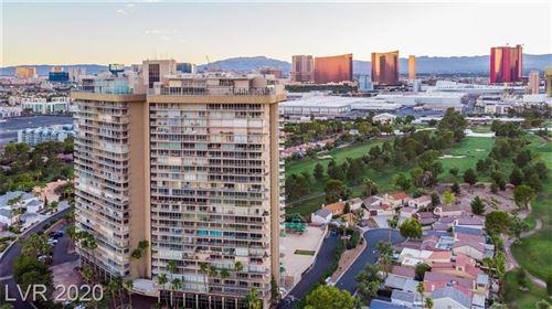 Tiny photo for 3111 Bel Air Drive #18D, Las Vegas, NV 89109 (MLS # 2214307)