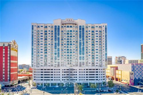 Photo of 150 Las Vegas Boulevard #818, Las Vegas, NV 89101 (MLS # 2280307)