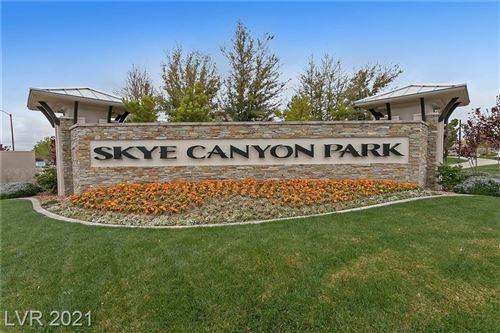 Photo of 10415 Skye Canyon Falls Avenue, Las Vegas, NV 89166 (MLS # 2293307)