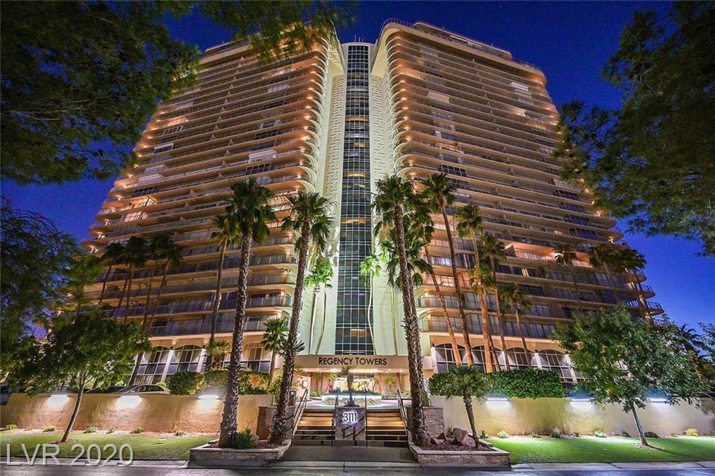 Photo for 3111 Bel Air Drive #18D, Las Vegas, NV 89109 (MLS # 2214307)