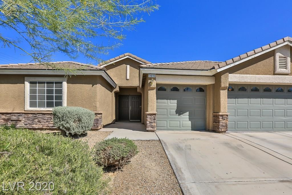Photo of 3616 Mastercraft Avenue, North Las Vegas, NV 89031 (MLS # 2230307)