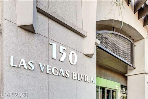 Photo of 150 Las Vegas Boulevard #1011, Las Vegas, NV 89101 (MLS # 2224308)
