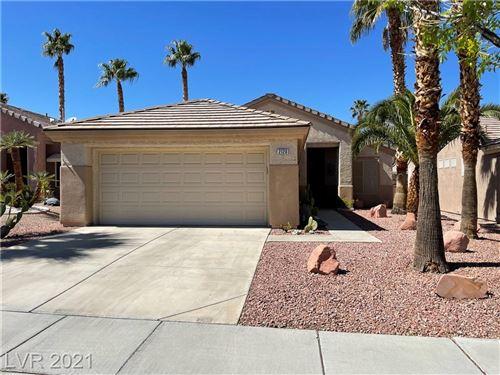 Photo of 2120 High Mesa Drive, Henderson, NV 89012 (MLS # 2282310)
