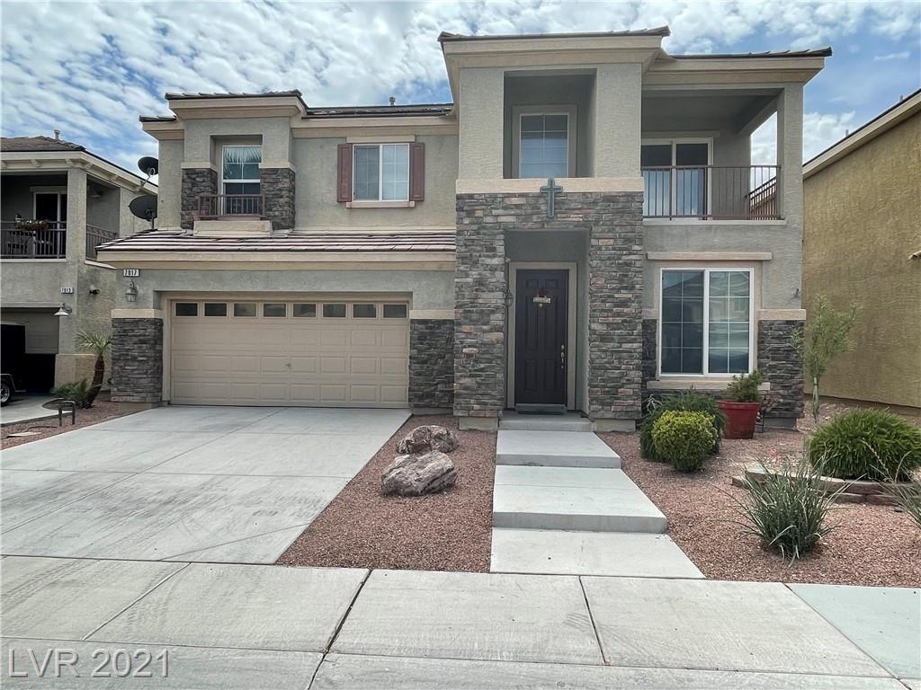 Photo of 7017 North Pink Flamingos Place, North Las Vegas, NV 89084 (MLS # 2319310)