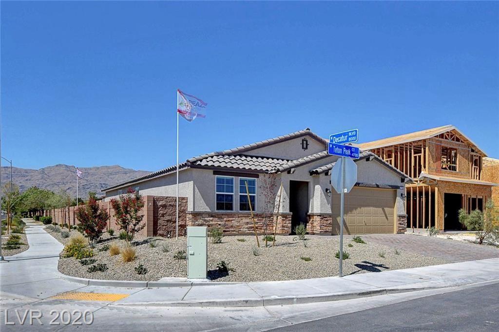 Photo of 4728 Teton Peak #lot 1, North Las Vegas, NV 89085 (MLS # 2191311)