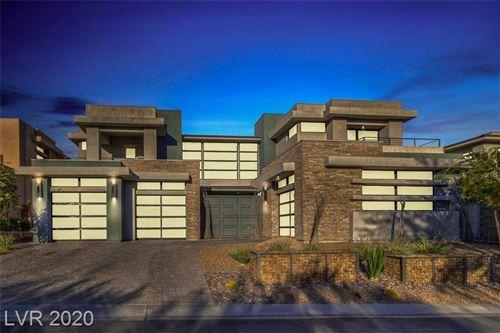 Photo of 54 Coralwood Drive, Las Vegas, NV 89135 (MLS # 2247312)