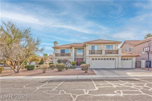 Photo of 8201 Swan Lake Avenue, Las Vegas, NV 89128 (MLS # 2250312)