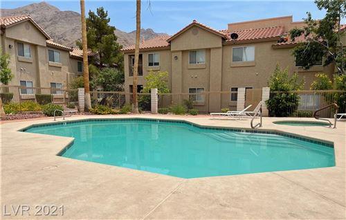 Photo of 2110 Los Feliz Street #1097, Las Vegas, NV 89156 (MLS # 2305312)