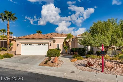 Photo of 10394 Sofferto Avenue, Las Vegas, NV 89135 (MLS # 2243313)