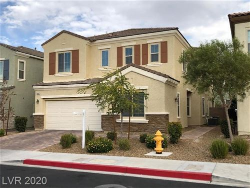 Photo of 5964 Castell Canyon Street, Las Vegas, NV 89113 (MLS # 2246313)