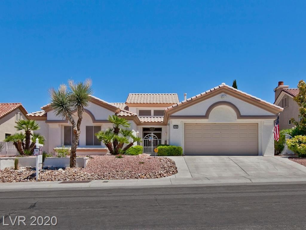 Photo of 2740 High Range Drive, Las Vegas, NV 89134 (MLS # 2199313)