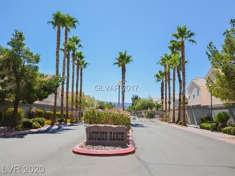 Photo of 6378 Rusticated Stone Avenue #101, Henderson, NV 89011 (MLS # 2218313)