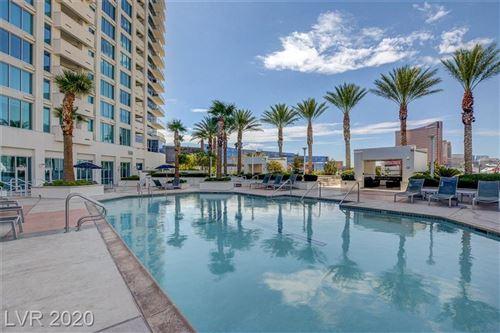 Photo of 2700 LAS VEGAS Boulevard #1103, Las Vegas, NV 89109 (MLS # 2223314)