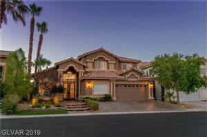 Photo of 9502 GAINEY RANCH Avenue, Las Vegas, NV 89147 (MLS # 2110315)