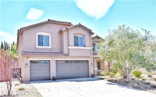 Photo of 2597 Calanques Terrace, Henderson, NV 89044 (MLS # 2300315)