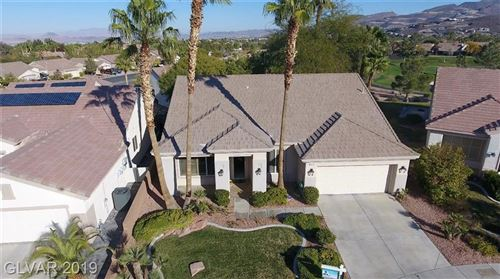 Photo of 2075 EAGLE WATCH Drive, Henderson, NV 89012 (MLS # 2151316)