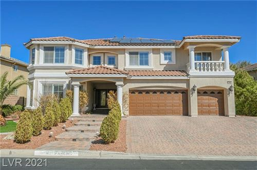 Photo of 4484 Melrose Abbey Place, Las Vegas, NV 89141 (MLS # 2274316)