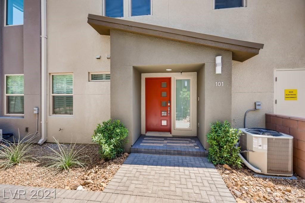 Photo of 11288 Vision Peak Avenue #101, Las Vegas, NV 89135 (MLS # 2314316)