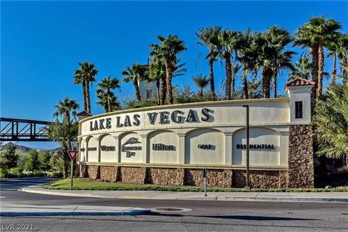 Photo of 15 Grand Anacapri Drive, Henderson, NV 89011 (MLS # 2330318)