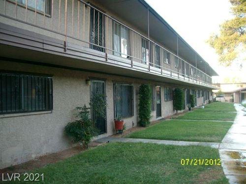 Photo of 605 ROYAL CREST #20, Las Vegas, NV 89109 (MLS # 2343318)