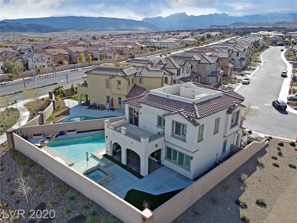 Photo of 484 Vigo Port, Las Vegas, NV 89138 (MLS # 2183318)