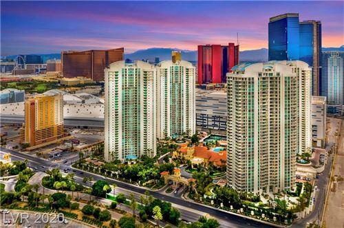 Photo of 2857 PARADISE Road #1104, Las Vegas, NV 89109 (MLS # 2223319)