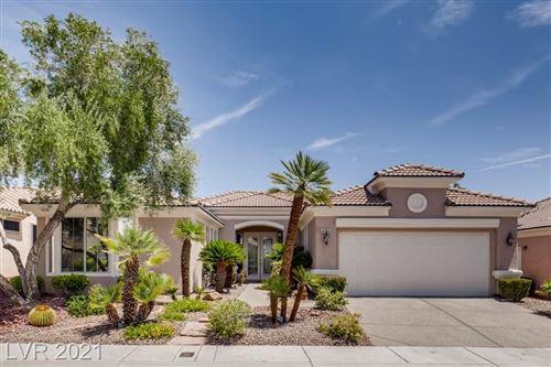 Photo of 4384 San Cascina Street, Las Vegas, NV 89135 (MLS # 2318319)