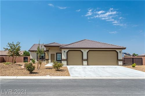 Photo of 150 South Weeping Willow Court, Pahrump, NV 89048 (MLS # 2329319)