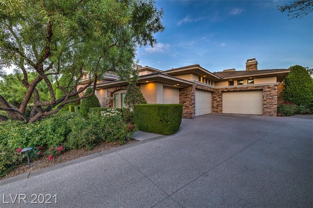 Photo of 25 Promontory Ridge Drive, Las Vegas, NV 89135 (MLS # 2333319)