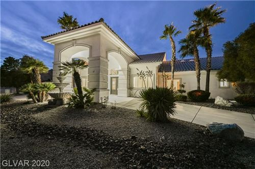 Photo of 5725 MICHELLI CREST Way, Las Vegas, NV 89149 (MLS # 2162320)
