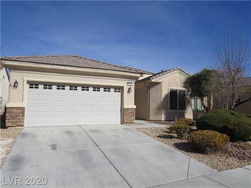Photo of 2612 MOURNING WARBLER Avenue, North Las Vegas, NV 89084 (MLS # 2171320)