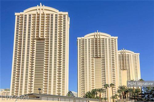 Photo of 135 East HARMON Avenue #204, Las Vegas, NV 89109 (MLS # 2253320)