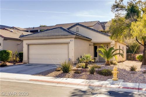 Photo of 1817 MOUNTAIN RANCH Avenue, Henderson, NV 89012 (MLS # 2163321)