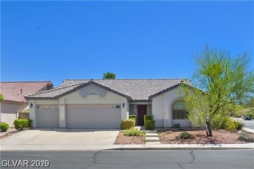 Photo of 3067 EMERALD WIND Street, Henderson, NV 89052 (MLS # 2168321)